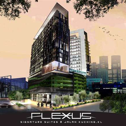 Flexus Roadshow @ Queensbay Mall, Penang
