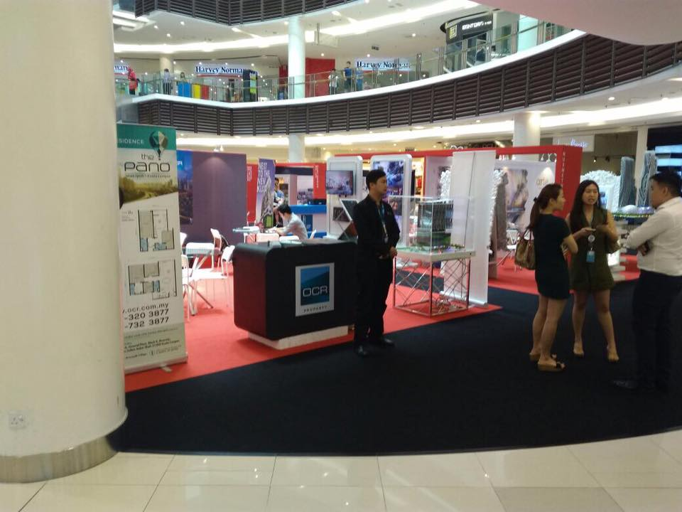 Paradigm Mall Roadshow