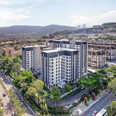 OCR Noble Land announces the completion of The Resident @ Ampang South