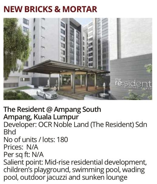The Resident @ Ampang South